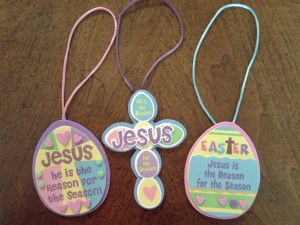 Easter Foam Craft Projects