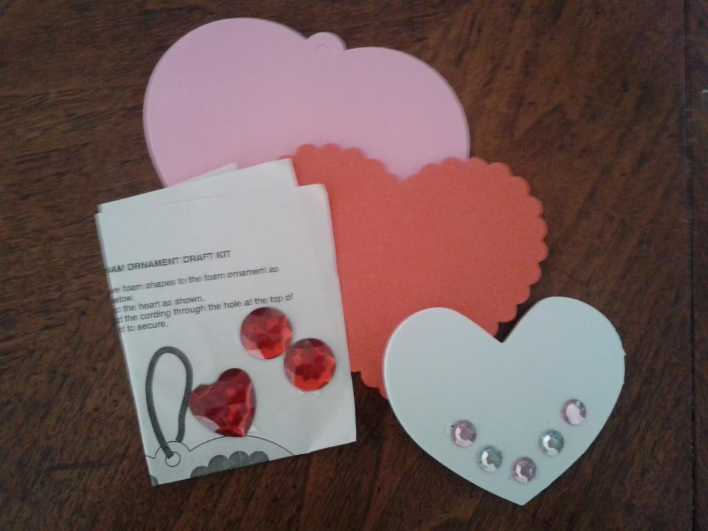 Valentine parts