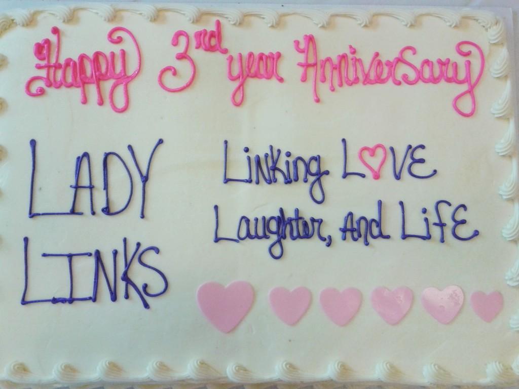 3 Year Anniversary Cake (2)