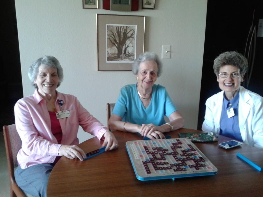 Scrabble players