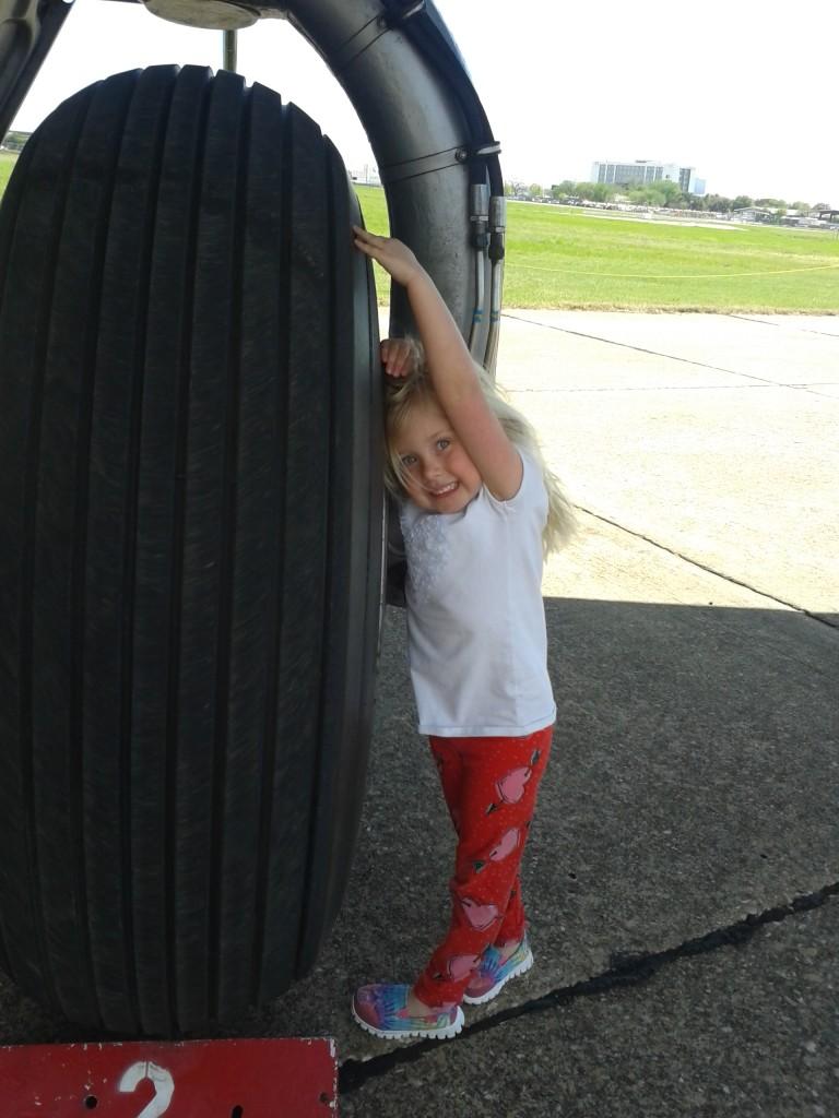 Plane tire